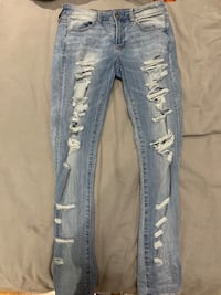 American Eagle Ripped Jeans Toronto, M1T 1M3