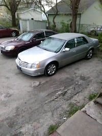 2006 Cadillac DTS Livery Sedan Des Moines