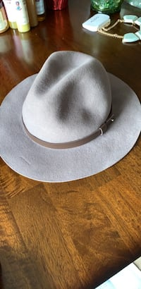 Taupe Fedora Hat Suitland, 20746