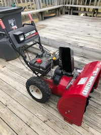 Craftsman Snowblower  Bel Air, 21014
