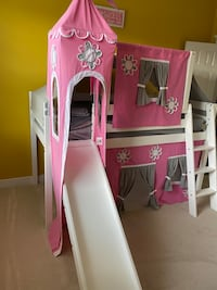 Girls loft bed Bristow, 20136