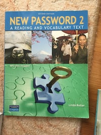 New Password 2 (with CD) Orta, 34880