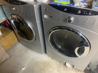GE washer and dryer combo Markham, L6B 1B7