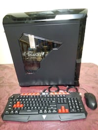 E-sports gaming pc