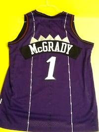 Retro Tracey McGrady jersey new with tags