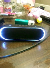 Sony bt speaker sounds amazing clear with bass Evansville