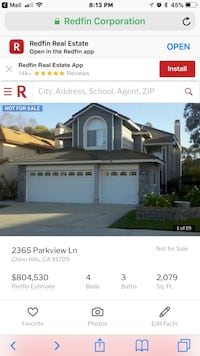HOUSE For sale 4+BR 3BA Chino Hills