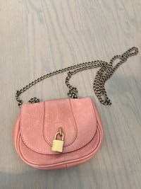 Banana Republic Pink Purse VANCOUVER