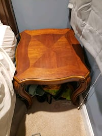One or both solid wood end tables Baltimore, 21230