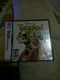 Tangled for ds