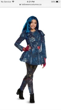Evie  from Descendants costume Langley, V3A 2X7
