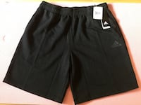 Brand New Adidas Shorts Men Black Color Never Worn  price 25$ Cad, paid 40$ US plus tax 9% Mont-Royal, H3R 1G7