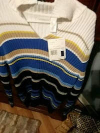 Liz Claiborne sweater brand new lg Cookeville, 38501