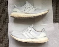 Ultra Boost 2.0 Triple White College Park, 20740