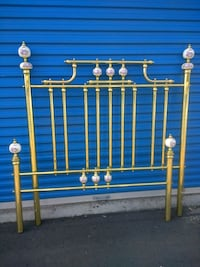Full Size Brass Headboard and footboard Virginia Beach, 23451