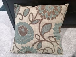 Flower Couch Cushion