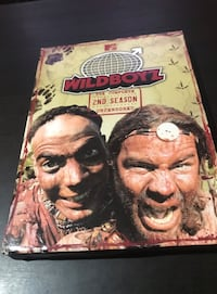 WildBoyz DVD  used excellent condition