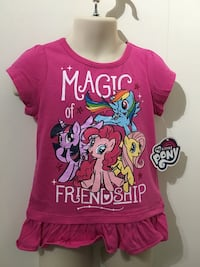 My Little Pony Girls T-Shirt Dearborn Heights, 48127