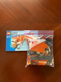 LEGO 7991 recycle truck (retired)