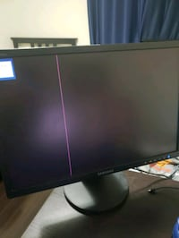 "Samsung syncmaster 225bw 22"" Mississauga, L5L 5H4"