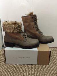 Adjustable ankle boots  Calgary, T2A 6W6