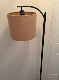 brown and black floor lamp Alexandria, 22304