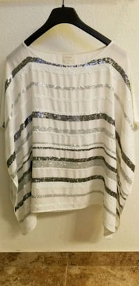 Chicos dressy pancho top