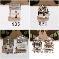 Authentic Pandora Charms Toronto, M1K 2R1