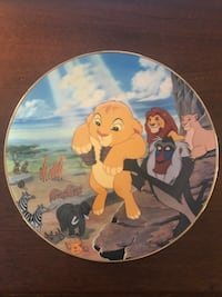"""The Lion King"": The Circle of Life (Bradford Exchange)"