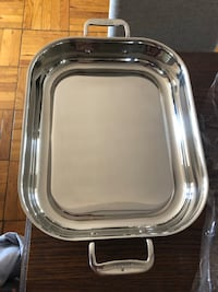 Brand new all clad roasting pan  Washington, 20009