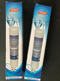 Two blue and white water filters  Palmetto, 34221
