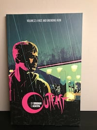 NEW Outcast Graphic Novel Toronto, M4J 3E2