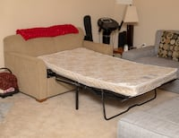 Pull out twin bed sofa Woodbridge