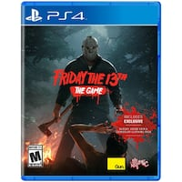 Friday The 13th Ps4 Oyun ISTANBUL