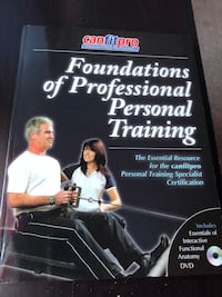 Human Anatomy and Personal Training Textbooks Hamilton, L8E 5W4