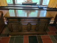 70s Media console(* need gone ASAP* Easton, 02375