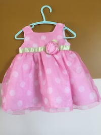 Baby girl dresses 3-6months