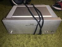 M12 Stereo Power Amplifier