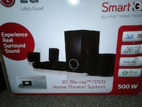 smart 3d blu ray home theater