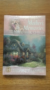New Thomas Kincaid mothers memories to her child book Hagerstown, 21742