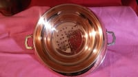 Heavy Copper Colander Knoxville