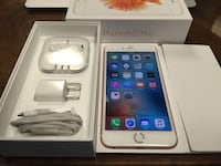 IPhone  6s Plus Factory Unlocked + box and accessories + 30 day warranty  Springfield, 22150