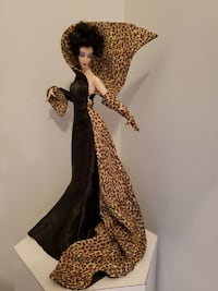 """Panther Lady by Erte"" TORONTO"