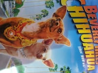 Beverly Hills Chihuahua DVD case St. John's, A1N