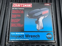 "Ceaftsman 1/2"" Impact Wrench"
