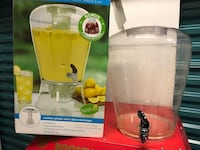 clear glass pitcher with box Ponte Vedra Beach, 32082