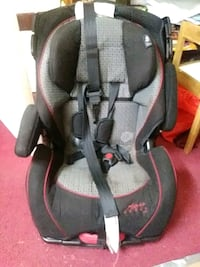 Alpha Omega Elite Car Seat Washington, 20011