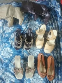 assorted pairs of shoes and sandals Great Falls, 59404