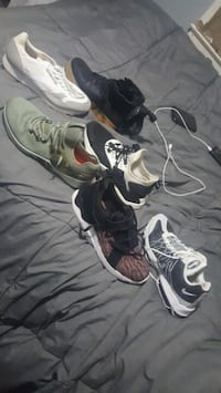 brand new shoes downsizing collection. only wore 2 pairs once Voorhees Township, 08043
