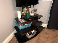 Glass tv stand Pickens, 29671